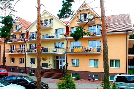 Hotel Damian – Pobierowo