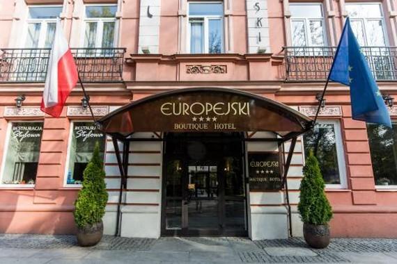 Hotel Europejski – Radom