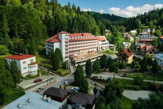 Hotel Geovita – Piła(Płotki)