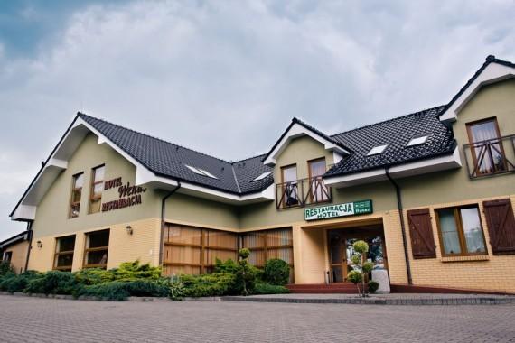 Hotel Wenus - Szczecin