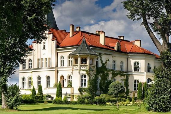 Pałac Brzeźno – Brzeźno
